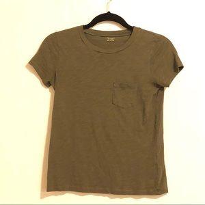 Madewell Green T-shirt